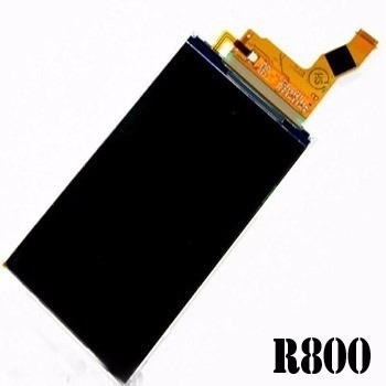 display sony ericsson  r800