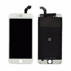 Display-táctil (pacha)celular iPhone 6s Plus Negro Y Blanco.