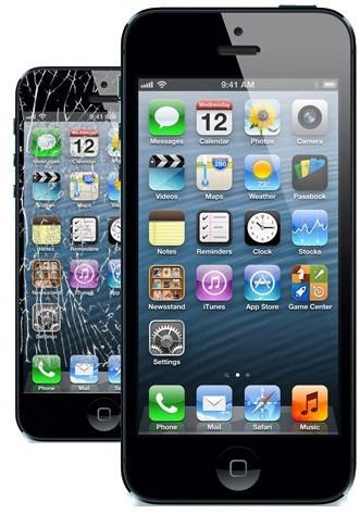 display+tactil pantalla celular iphone 5 negro original