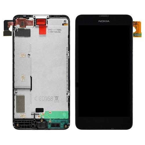 display + tactil pantalla modulo nokia lumia 630 635 100%