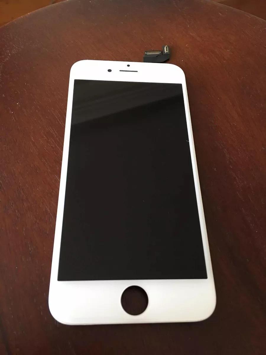 317ecd76470 display tela iphone 6s original preta ou branca retirada !!! Carregando  zoom.