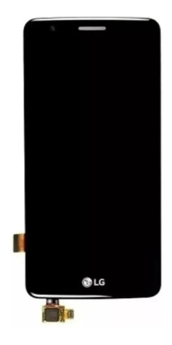 display tela lcd frontal lg k8 2017 x240 x240ds com aro