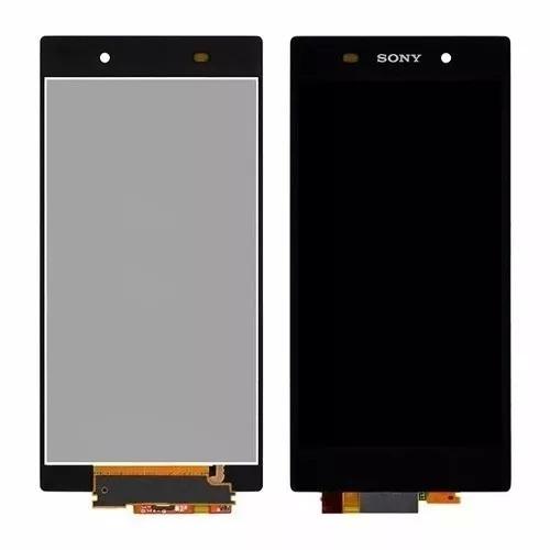 display tela sony z1 c6903 c6943 + tampa vidro + t7000 15ml