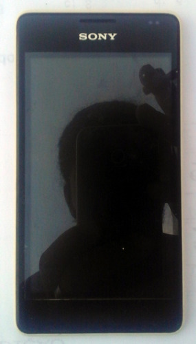display touch alto-falante voz xperia e1 d2114
