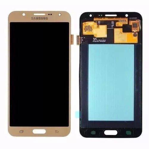 display touch lcd samsung galaxy j7 j700 dourado 100% orig!