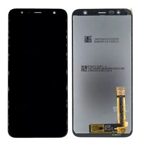 display touch modulo full hd para samsung j6 plus j610