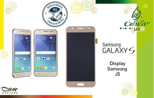 display touch, pantalla, tactil samsung j5