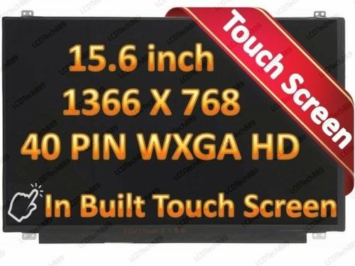 display + touch screen b156xtk01.0 hp 7700485