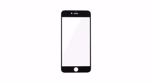 display y táctil celular iphone 6 negro y blanco.