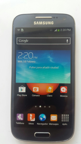 display y touch para samsung s4 mini