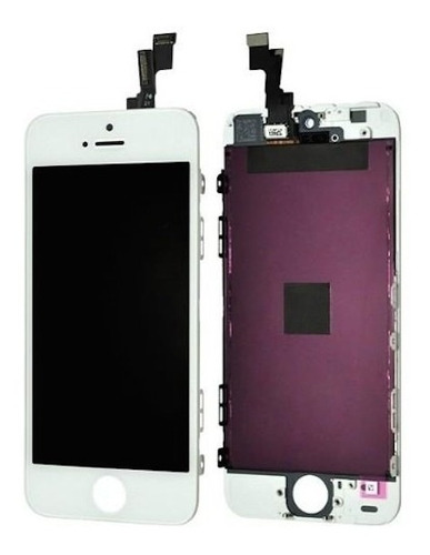 display y touch screen iphone 5c blanco 7701691
