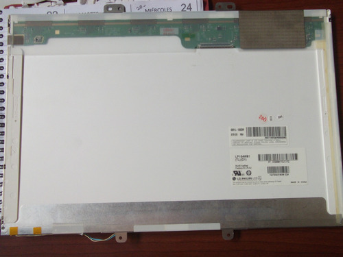 display/pantalla de 15.4   lcd, lp154w01 tl d1     vmj