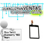 Mica Táctil Blackberry 9800 Negro
