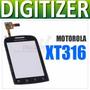 Digitizer Mica Tactil Motorola Spice Xt316 Original Touch