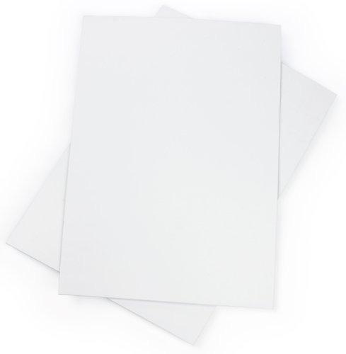displays2go 2unidades), color blanco corrugado coroplast si