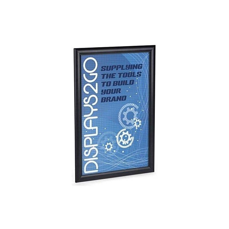 Displays2go Sign Frame, 11 X 17, Montaje En Pared O Sobremes ...