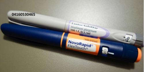 disponible lantus y novorapid