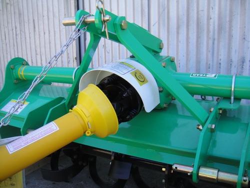 disponible - rotovator terra force - arado rotativo 1.55 mts
