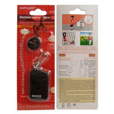 dispositivo alarma antirrobo para objetos personales 1~25m