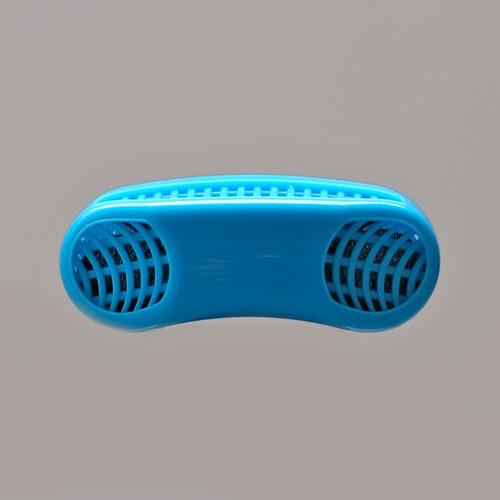 dispositivo antironquido 2 en 1 filtra el aire  nasal