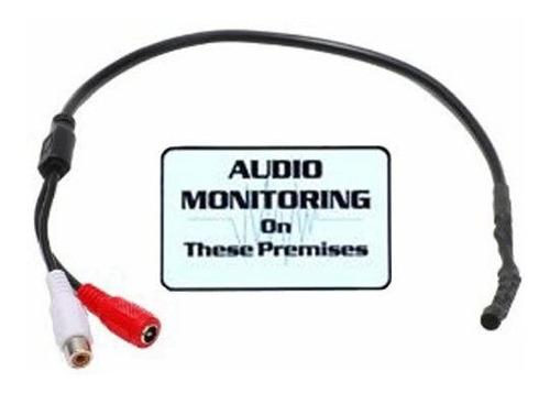 dispositivo de recoleccion de audio de alta sensibilidad vid