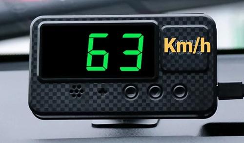 dispositivo de velocidad satelital gps