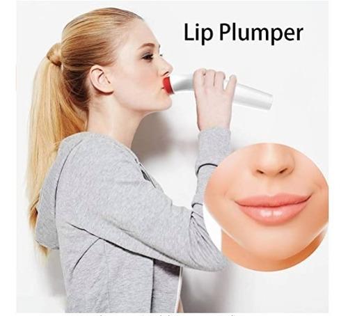 dispositivo eléctrico para aumentar el tamaño de los labios