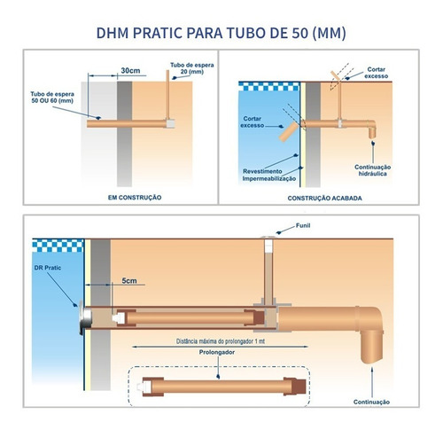 dispositivo hidro piscina hidromassagem inox pratic sodramar