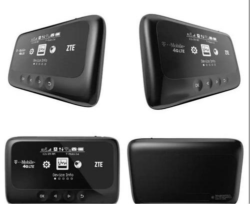 dispositivo internet router wifi / mifi portatil 4g lte lib