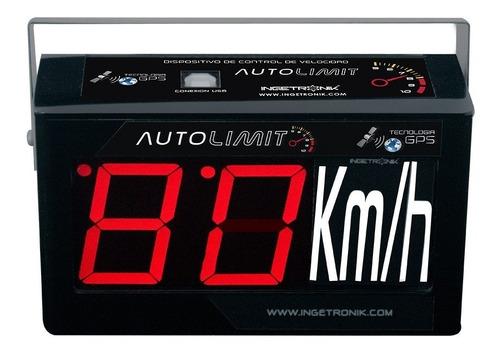 dispositivo limitador de velocidad satelital gps