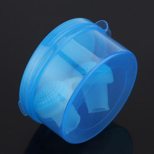 dispositivo nasal anti ronquidos filtra aire apnea descanso