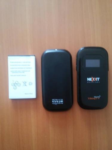 dispositivo portatil nexxt trynity 3g y 4g -  80verd