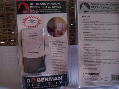 dispositivo seguridad para puertas y ventanas no se usaron