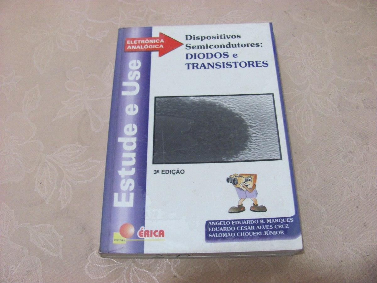 livro dispositivos semicondutores diodos e transistores