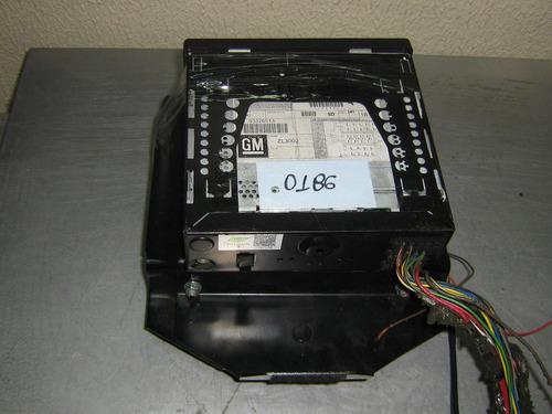 disqueteira para 6 cd com radio vectra 2004 sem cabo origi