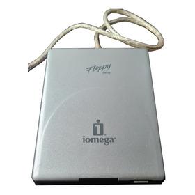 Disquetera Floppy Drive 3.5 Usb Externa Iomega Impecable!!!