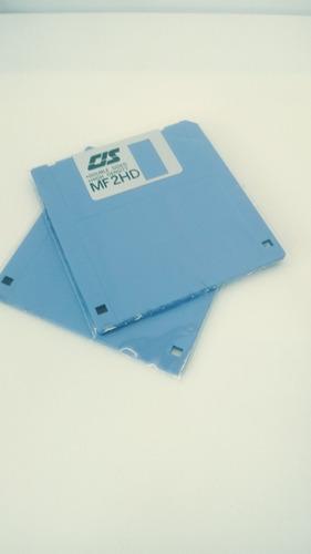 disquetes 3,5 lnch mf-2hd, 2mb nuevos!!!