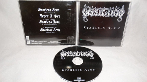 dissection - starless aeon ( the end record '06)