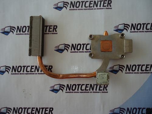 dissipador de calor do cooler do notebook lenovo g450 g550
