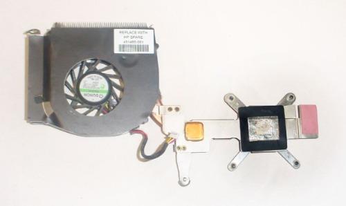 dissipador processador notebook compaq v6000 431450-001w