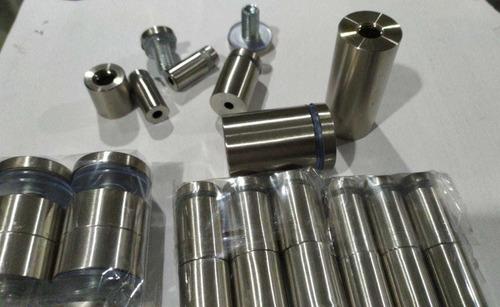 distanciadores, dilatadores, separadores, de pared vidrio