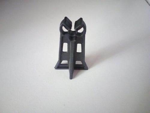 distanciadores o posicionadores plasticos para concreto