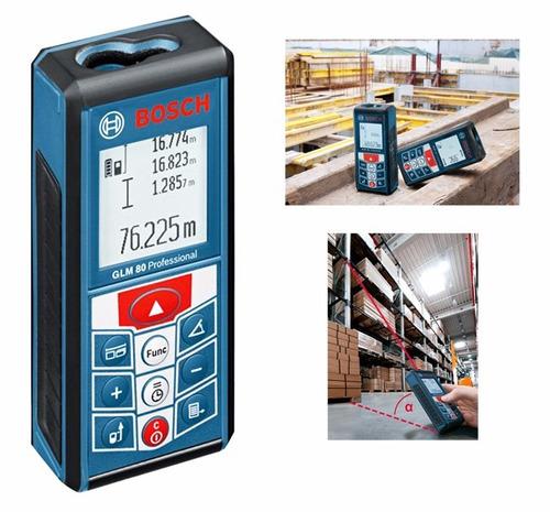 Distanciometro bosch glm 80 medidor de distancia 80 metros - Medidor laser bosch ...