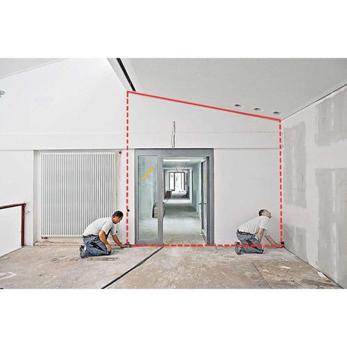 distanciometro lazer bosch glr825 250mtrs construccion nivel