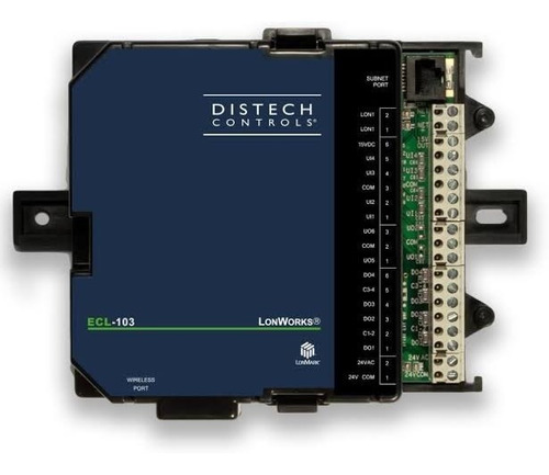 distech controls ecl-103