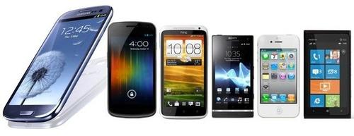 distribución de teléfonos gama baja nokia,samsung,yezz,ango.