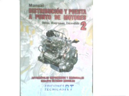 distribucion y puesta a punto de motores 2 rt