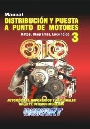 distribucion y puesta a punto de motores 3 rt