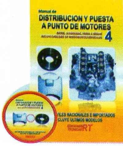distribucion y puesta a punto de motores 4 rt