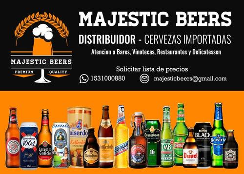 distribuidor de cervezas importadas - choperas instalación